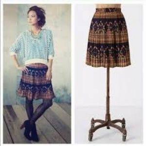 NWOT Anthropologie Edme & Esyllte Recurring Skirt
